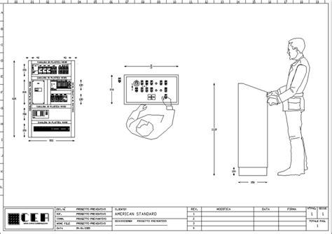 guardaroba dwg c e a progettazione e realizzazione di schemi elettrici