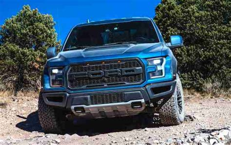 Ford V8 2020 by 2020 Ford F150 Raptor V8 Lifted Ford Usa