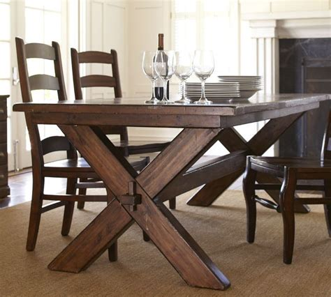 rustic toscana dining table furniture