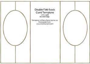Fold Business Card Template by Fold Back Card Template Cu4cu Cup341123 99