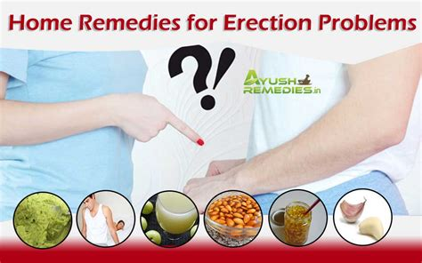 remedies for sexual problems in