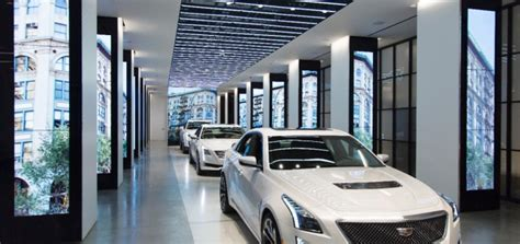 cadillac house cadillac house officially open in nyc gm authority