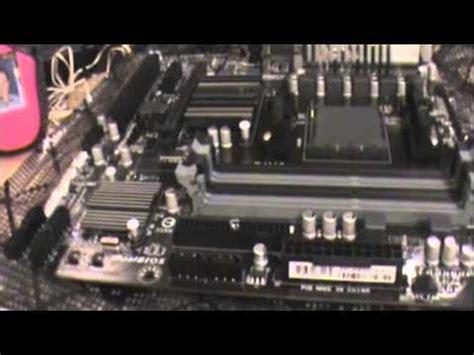 Gigabyte Ga 78lmt Usb3 Ye Computer pc build overview of the gigabyte ga 78lmt usb3 rev 5 0 motherboard
