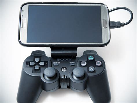android ps3 controller turn your android phone into a playstation3 cool tech