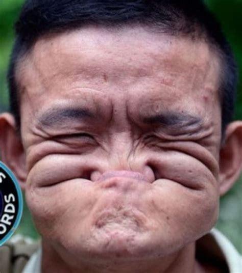 photo l homme le plus moche du monde s appelle tang shuquan
