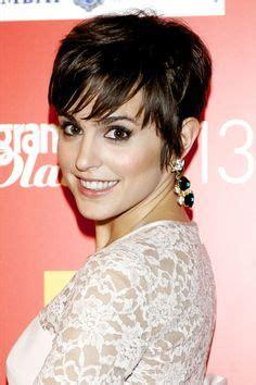 spanish pixie hairstyles veronica echegui pixie haircuts pinterest veronica