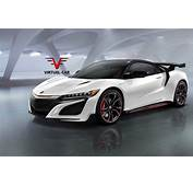 2017 Acura NSX Type R Price Release Date Specs 0 60