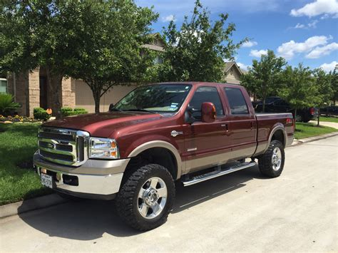 Ford F250 Forum by F S 2006 F 250 Fx4 King Ranch Performancetrucks Net Forums