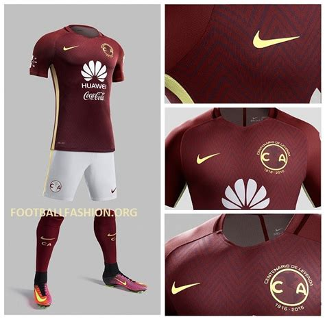 imagenes nike club america club am 233 rica 2016 17 nike away jersey football fashion org