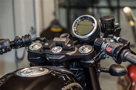 Motorrad Online Ducati Scrambler by Ducati Scrambler Cafe Racer 2017 Motorrad Fotos Motorrad