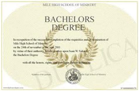 bachelor s degree research papers on the academic degree of an undergraduate course