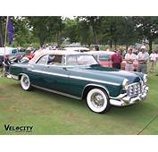 1955 Chrysler Imperial Prototype Convertible Information
