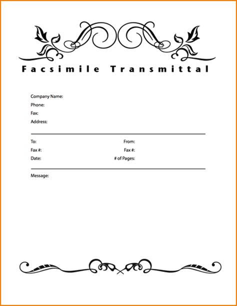 3 fax cover letter template word teknoswitch