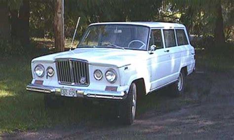 1960 jeep wagoneer jeep sj wagoneer et de 1963 224 1991 us cars