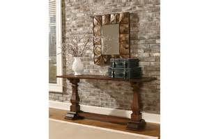 Console Tables For Living Room Vennilux Sofa Console Table Furniture Homestore