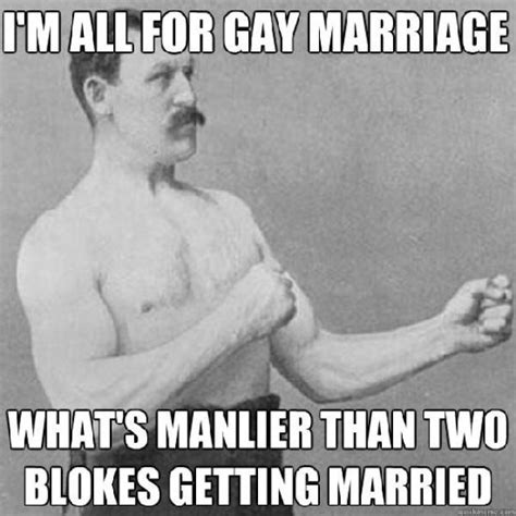 Overly Manly Man Meme - the hilarious overly manly man meme 19 pics izismile com