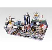 The City Diorama That Will Blow You Away  BricktasticBlog An