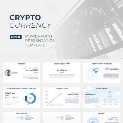 Industrial Powerpoint Templates Cryptocurrency Powerpoint Template