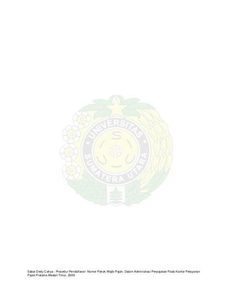 Pemeriksaan Pajak Wirawan B Ilyas 09 e02909