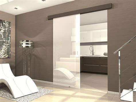 kit porta scorrevole esterno muro controtelaio per porta scorrevole esterno muro kit glassy