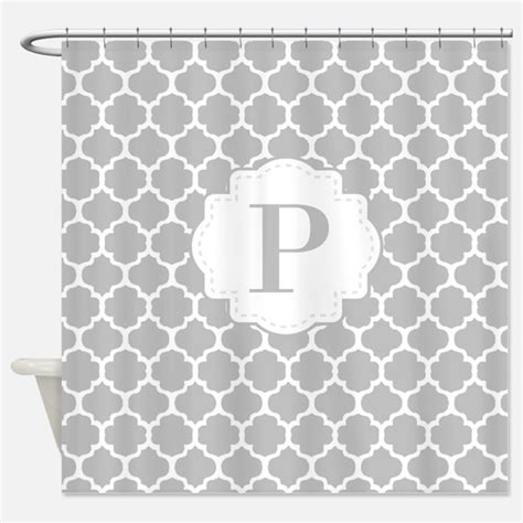 grey quatrefoil curtains grey moroccan shower curtains grey moroccan fabric