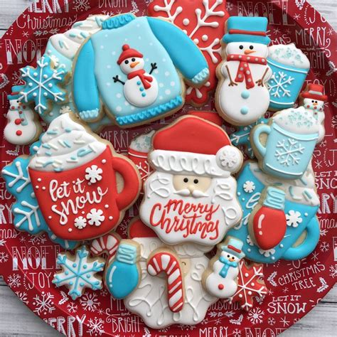 Best 25 Decorated Cookies Ideas On
