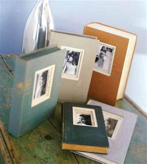 picture framing books 32 easy best diy picture frame crafts diy to make