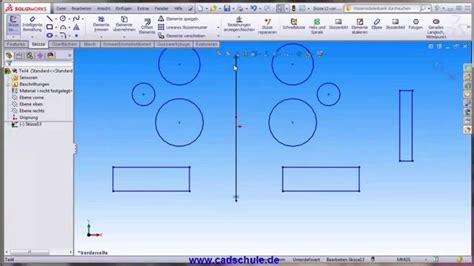 tutorial solidworks deutsch solidworks deutsch tutorial grundlagen elemente spiegeln