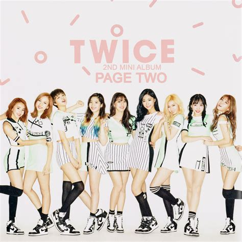 twice page two twice page two album cover by misscatievipbekah on deviantart