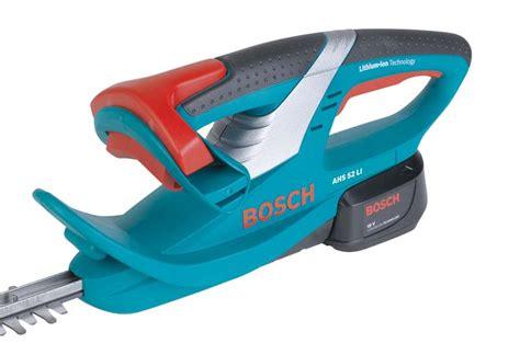 Bosch Heckenschere Test by Test Heckenscheren Bosch Akku Heckenschere Ahs 52 Li