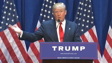 donald trump is running for president in 2016 donald trump officially enters the 2016 presidential race