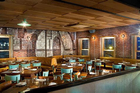 Restaurants In Nyc With Dining Rooms by Catch Nyc Seafood Restaurant