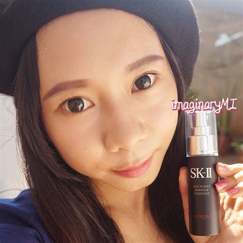 Sk Ii Di Counter Indonesia imaginary friend review sk ii mid miracle essence