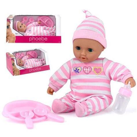 talking baby dolls doll s world phoebe talking giggling laughing