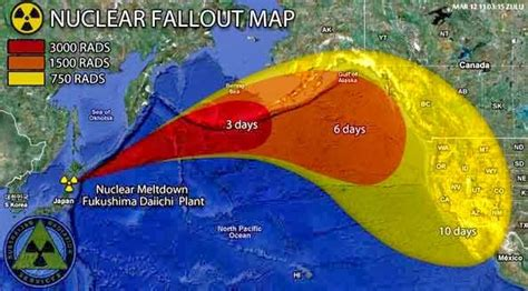 fukushima fallout usa map simple solutions for planet earth and humanity the day