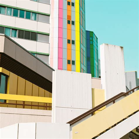 Pieces Of Architecture Germancoloredarchitecture4 Fubiz Media
