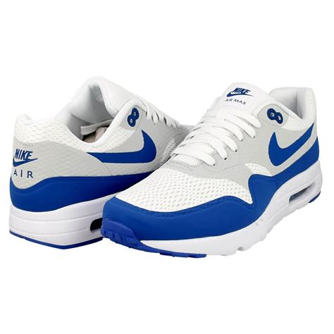 Nike Air 1 6 nike air max 1 ultra essential 819476 102 white blue grey en distance eu