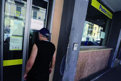 uffici postali messina chiusura uffici postali il comune fa ricorso al tar