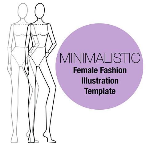 fashion designer drawing template fashion drawing template