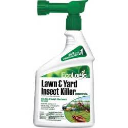 ecologic 32 oz ready to spray concentrate lawn insect