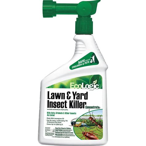 best backyard mosquito killer ecologic 32 oz ready to spray concentrate lawn insect