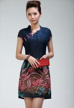 Baju Top Blouse Model Casual Orange Blue Style Impor batik on batik dress kebaya and indonesia