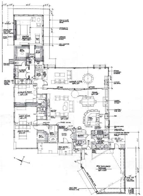 mid century modern floor plan 4 home plans with the midcentury modern look floor plans