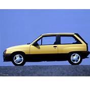 Photos Of Opel Corsa 13 GT A 1280x960