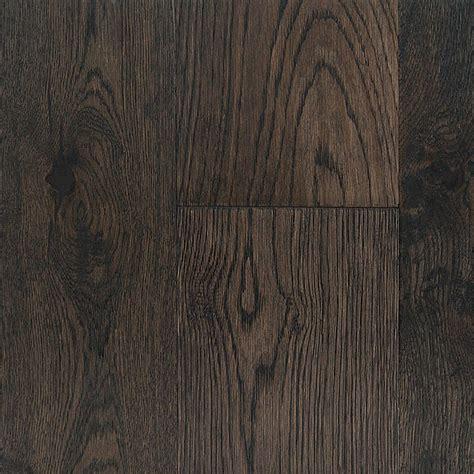 vintage hand scraped white oak gotham textured dark