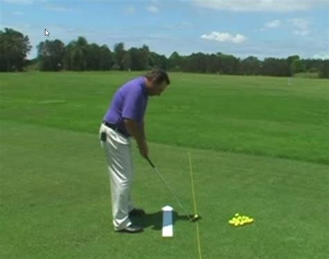 golf swing easy simple golf pre swing routine executive focus