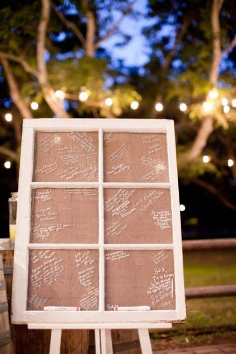 wedding guest book ideas for your special day