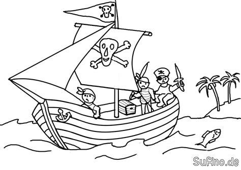 ausmalbilder kostenlos piraten kinderbilderdownload