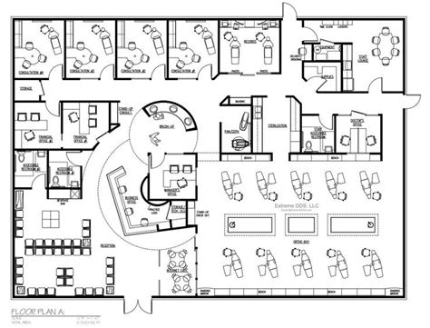 dental office floor plans free 1000 ideas about office floor plan on pinterest office