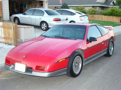 where to buy car manuals 1986 pontiac fiero regenerative braking 1986 pontiac fiero user reviews cargurus